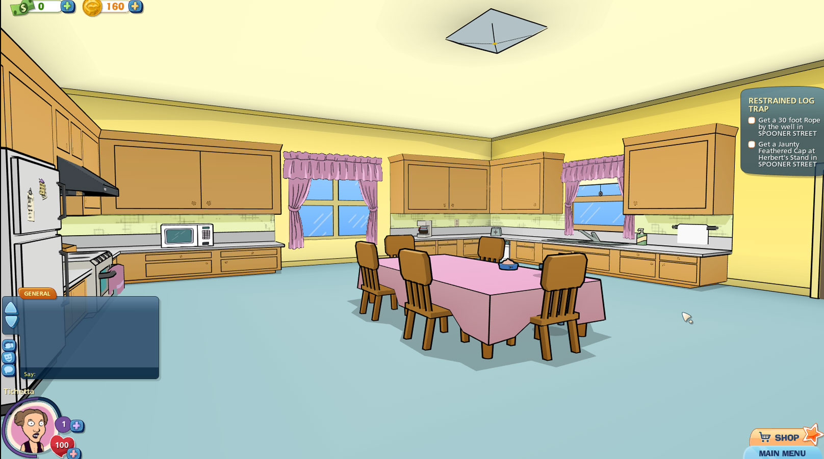 index of family guy kitchen familyguy scrn  index of family guy kitchen: guy kitchen meg